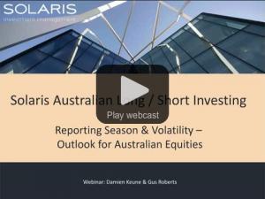 Reporting Season & Volatility